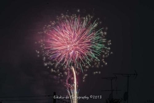 ケンヨーさんの花火写真