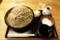 ダッタン蕎麦【特盛650g】(800円)+とろろ(100円)