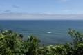 大東崎灯台からの景色