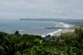 太東埼灯台からの景色