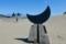 月の沙漠記念碑