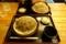 ダッタン蕎麦【並盛350g】(500円)+恵み蕎麦【並盛350g】(500円)