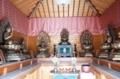 蓮華堂の九体の仏像