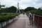 二代目秩父橋から三代目秩父橋を望む