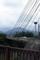 二代目秩父橋から三代目秩父橋越えにみた武甲山
