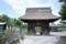 茅葺の仁王門