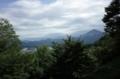 秩父アミューズパークから見た武甲山