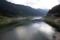 ダム湖 もみじ湖