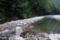 こまどり荘前の渓流