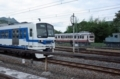 新旧の秩父鉄道電車