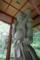 日本最大級の石造仁王尊吽形