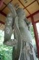 日本最大級の石造仁王尊阿形