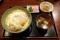 カツ丼(700円)+大盛(50円)【蓋なし】