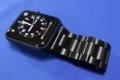 金属バンドをつけたApple Watch