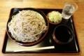 特選 牡丹蕎麦【大盛500g】(800円)