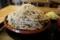 大盛の牡丹蕎麦