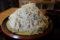 大盛の更科蕎麦