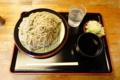 北海道川上郡弟子屈産地粉蕎麦・新そば【大盛500g】(800円)
