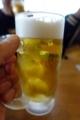 生ビール(税抜278円)