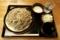 ダッタン蕎麦【大盛500g】(650円)+とろろ(100円)