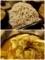 大盛の蕎麦をカレーつゆで手繰る