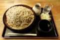 恵み蕎麦・新そば【特盛650g】(800円)