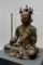 重文・文珠菩薩坐像