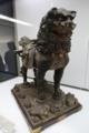 重文・獅子像