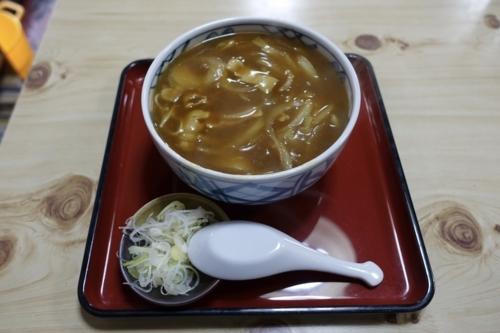 カレー南そば(864円)