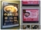 中華そばのメニューと食券機のボタン