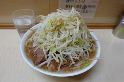 小ブタ(800円)自動ヤサイ