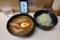 つけ麺(汁)別丼ヤサイ