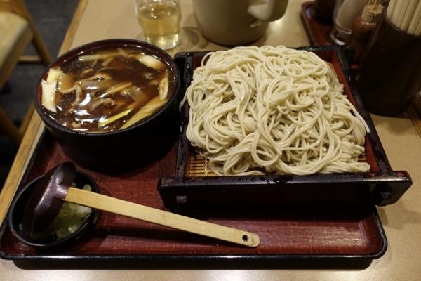 大肉せいろ(900円)