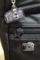 D500のピンバッチとF3のキーホルダーを装着