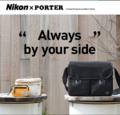 Nikon × PORTER
