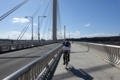 野猿街道・四谷橋を渡り聖蹟桜ヶ丘を目指す