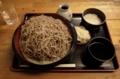 田舎蕎麦【特盛700g】(800円)+とろろ(100円)