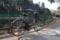 通勤途中の公園とマイママチャリ