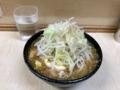 つけ麺(800円)【汁】確認ヤサイ