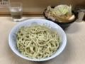 つけ麺(800円)【麺】ヒヤモリ