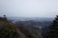 高尾山駅展望台からの景色