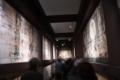 観音堂の回廊の再現