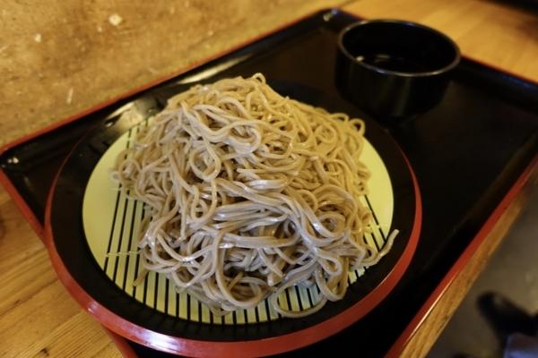 ダッタン蕎麦【並盛350g】(500円)