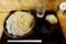 恵み蕎麦【大盛550g】(650円)+鯖出汁変更(0円)