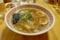 支那そば醤油味(700円)+半熟煮玉子(100円)。