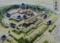 佐倉城復元図