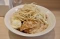 ラーメン(700円)+ぶた(100円)+大盛(0円)野菜