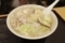野菜そば(850円)