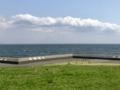 茜浜から見た東京湾