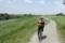 サイクリングロードに戻る
